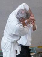 sankyo katame waza klemtechniek
