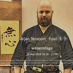 Wapenstage met Arjan Tervoort