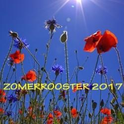 Zomerrooster en -locatie 2017