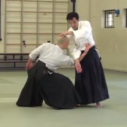 Aikido - Kobayashi Shihan (7e dan)