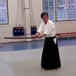 Aikido - tachi dori 1