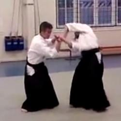 Aikido - tachi dori 3