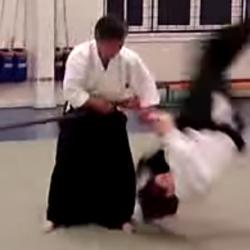 Aikido - tachi dori 6